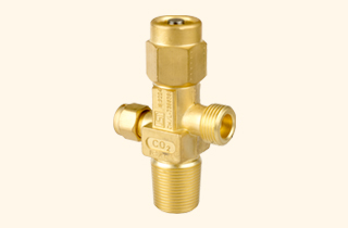 CO2-Key-Type-Valve-ISI